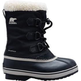 Sorel Yoot Pac Nylon Boots Ungdom Black